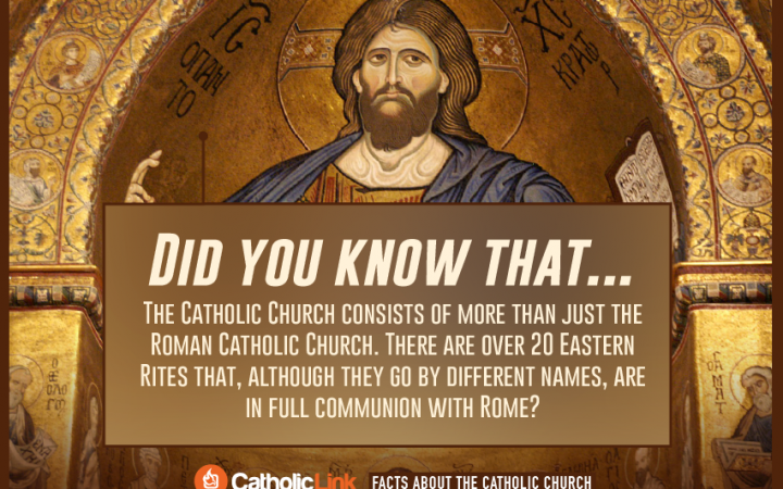 10 Interesting Facts That You Probably Didn't Know About The Catholic Church
