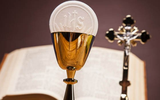holy communion quiz