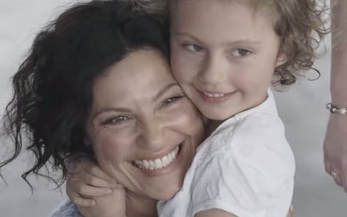 The strong and unique connection between a mother and a child begins even before birth. Enjoy this beautiful Mother's Day Reflection A Face Only a Child Knows How to Love - Catholic Reflection on the True Beauty of Mothers