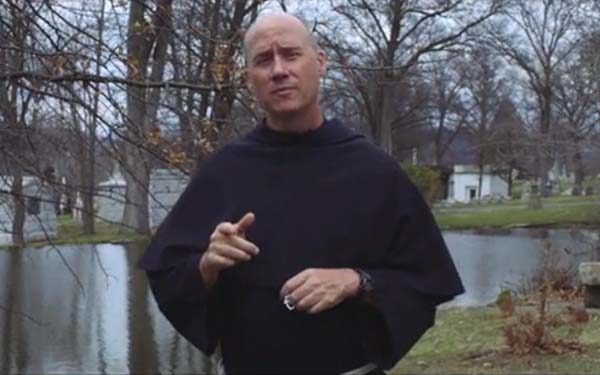 "Ready for an Outpouring of the Holy Spirit? Check out ""The Wild Goose"" Project from Fr. Dave Pivonka"
