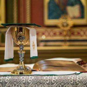 Eucharist Quiz Catholic