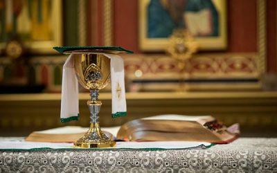 Test Your Knowledge: Take The Eucharist Challenge Quiz!
