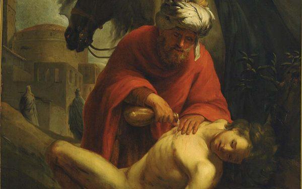 Nicolaes_Roosendael_-_The_good_Samaritan_heals_the_traveller_1665_FHM01_OS-I-297