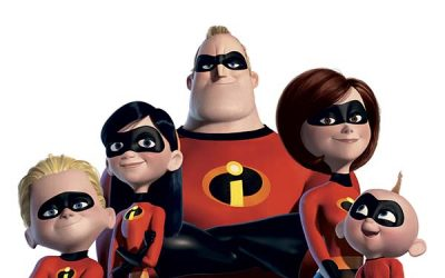 """Recommended Movie: """"The Incredibles"""" (2004)"""