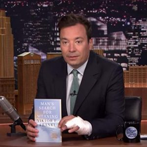 Jimmy Fallon's Search for Meaning
