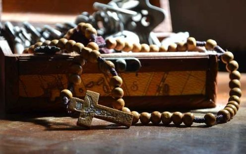 3 Ways To Use Your Rosary (Hint: It's Not a Necklace)