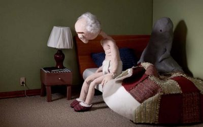 A Video That Made Me Understand What It Feels Like to Be Elderly and Alone