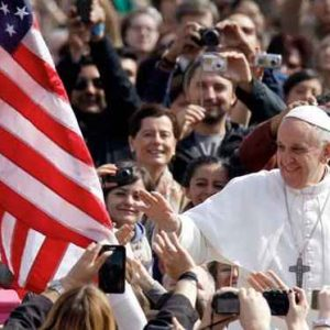 8 Ways to Participate in the Pope's Visit to the U.S. (No traveling required!)