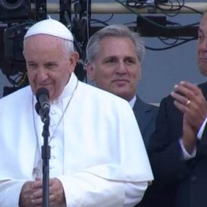 """The """"Francis Effect"""": House Speaker John Boehner Resigns 1 Day After Meeting With the Pope (Video)"""