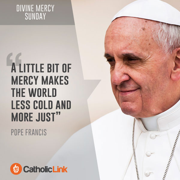 Mercy Pope Francis Quote