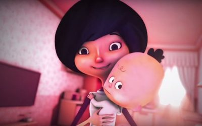 """""""Falling Moon"""": A Beautiful Short Animation about the Decision to Be a Mother"""