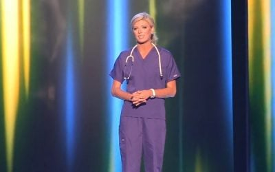 Miss America Contestant Is More Than 'Just' A Nurse (Video)