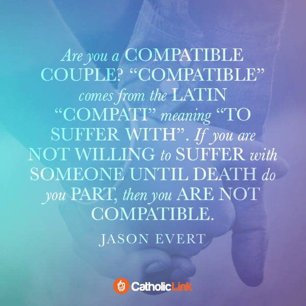 "What Does Being A ""Compatible Couple"" Mean? 
