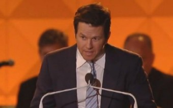 Watch Mark Wahlberg Ask the Pope's Forgiveness for Starring in 'Ted'