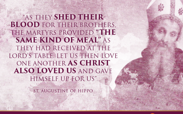 Fathers of the Church Quotes on the Eucharist
