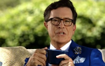 "Steven Colbert's Hilarious Video: ""You Might Think You Are a Person, but Really You're a Brand"""