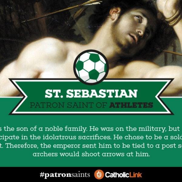 st. sebastian the baptist gallery-patron-saints-