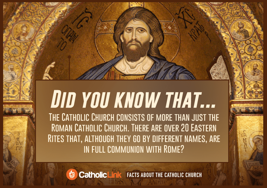 Interesting Facts About the Catholic Church That You Probably Don't Know