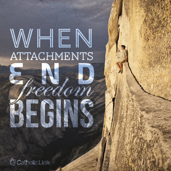 When Attachments End, Freedom Begins