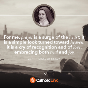 Quotes On Prayer by Popes and Saints