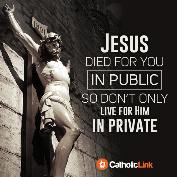 Jesus Died For You - Will You Live For Him?