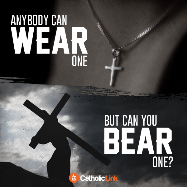 Can You Bear the Cross?