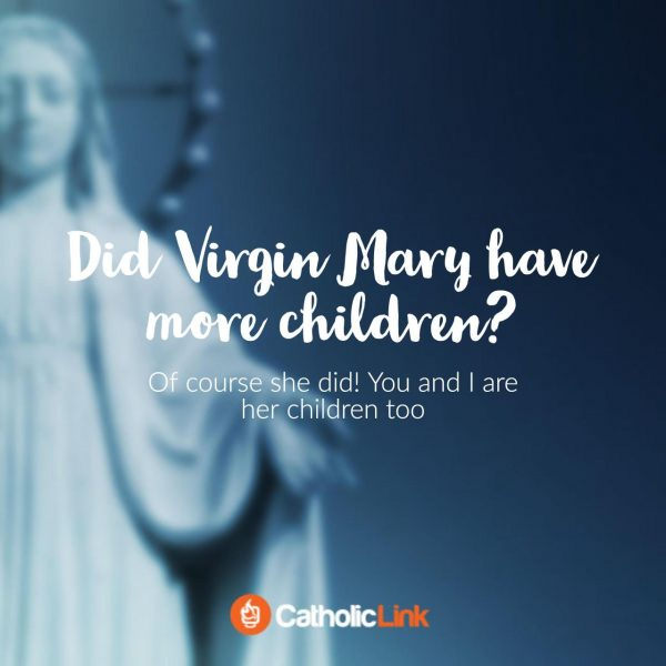 Did Virgin Mary Have More Children?