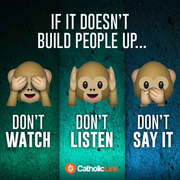 If It Doesn't Build People Up...
