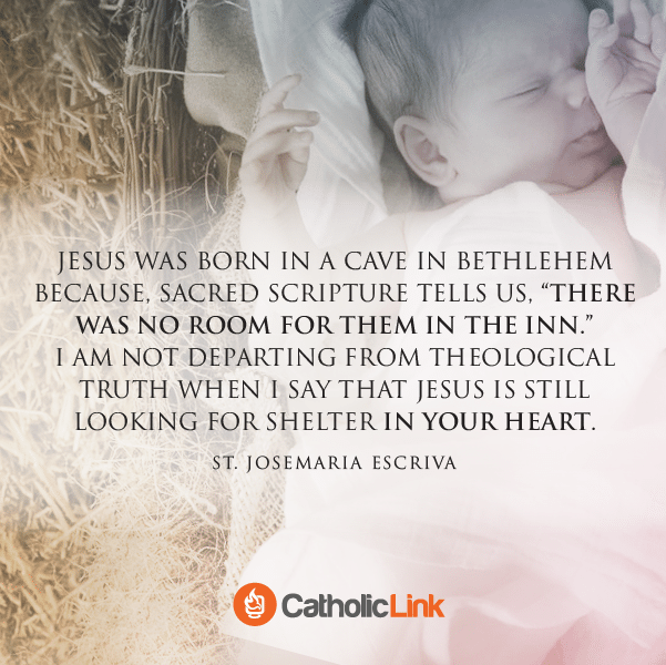 Is There Room For Jesus In the Inn Of Your Heart?