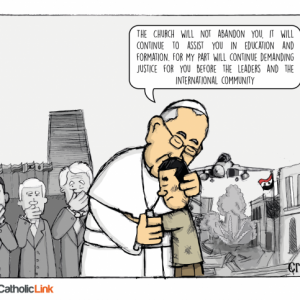 The Church Stands With All Who Are Persecuted