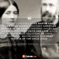 Saints Louis And Zelie Martin Share Their Wisdom
