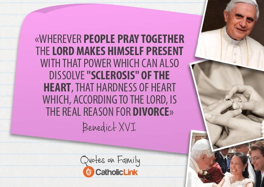 Pope Quote Family 10 Best Quotes About Family Life From The Popes catholic