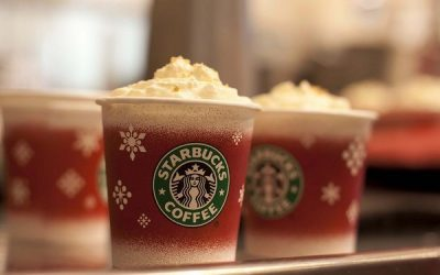 The Starbucks Red Cup Controversy: 'Tis the Season to Complain, Whine, and Rant About A Lack of Christmas Cheer