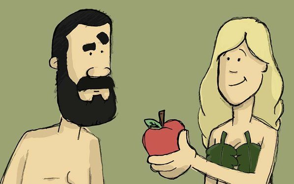 6 Steps Of Temptation That Neither Adam Nor Eve, Nor You Or I Completely Understand