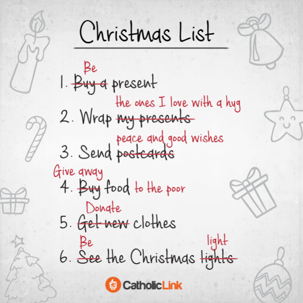 A great Christmas list of Christmas gifts to bring back the true meaning of Christmas