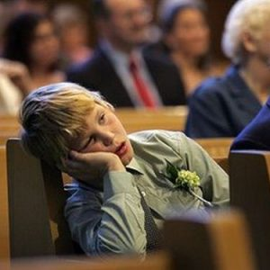 Is It A Sin To Be Bored At Mass?