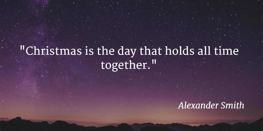 Christmas Saint Quote Catholic Quote