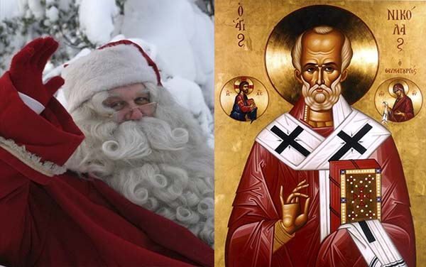Quiz) Can You Tell The Difference Between St. Nicholas and Santa Claus? Quiz