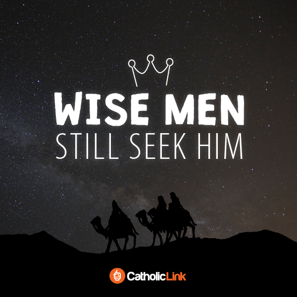 Wise men still seek Jesus