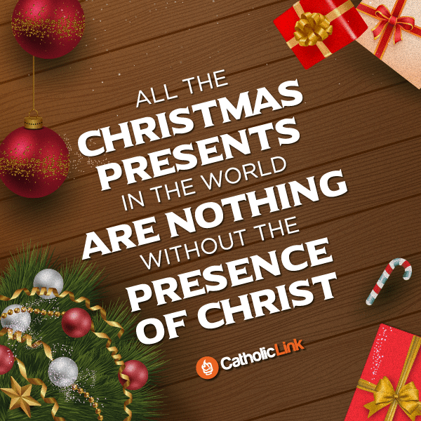 Christmas is nothing without Christ