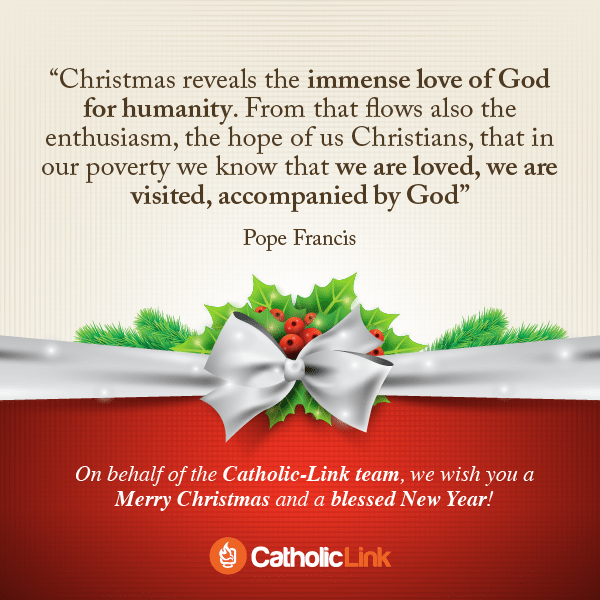 Christmas Reveals God's Love For Humanity | Pope Francis Quote