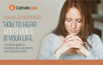 Online Conference: How to Hear God's Voice? A Practical Guide to Discernment