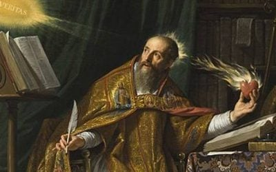 """Saint Augustine's """"Confessions"""" 