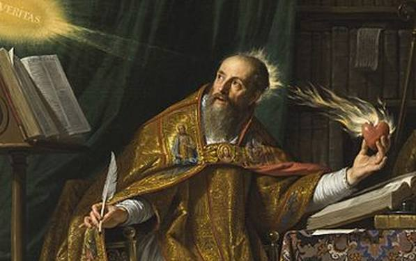 The Confession Saint Augustine