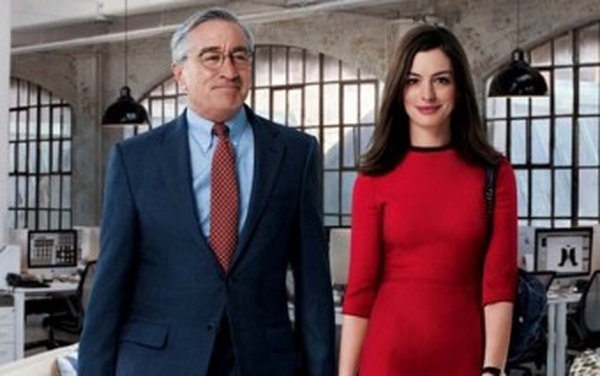 catholic movie review of the intern