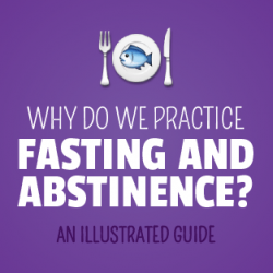 Why Do We Practice Fasting And Abstinence?An Illustrated Guide