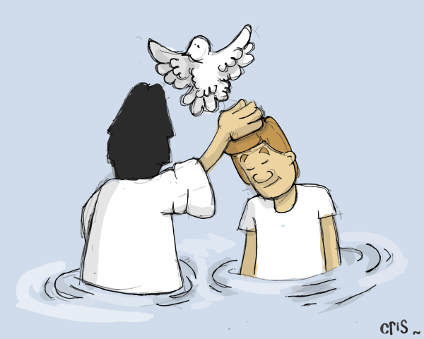 Baptism John the baptist 3 Great Videos On Holy Water, Baptism, And Works Of Charity!