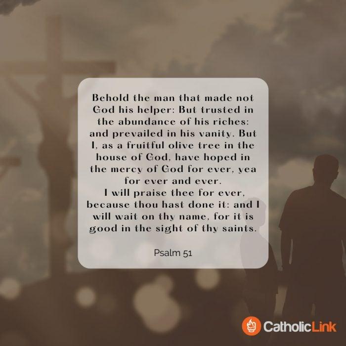 Psalm 51 Seven Penitential Psalms