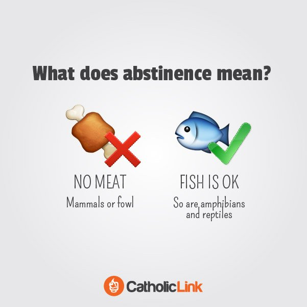 When do catholics fast during lent