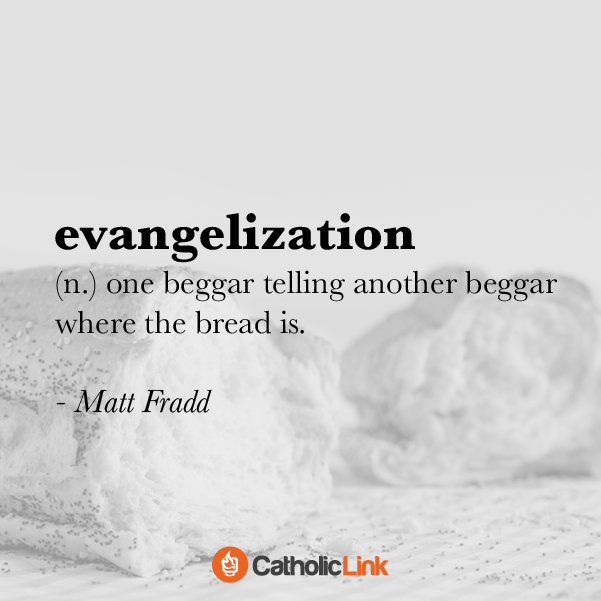What Is The Definition Of Evangelization?